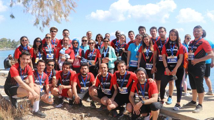 RunDatça koşusunda doğa için koştuk!