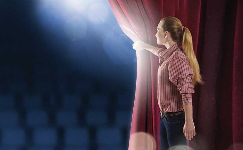 Tiyatrolarımız İçin Enerji